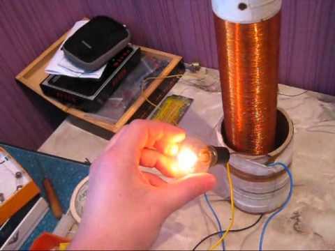 Генератор капанадзе свободной энергии своими руками