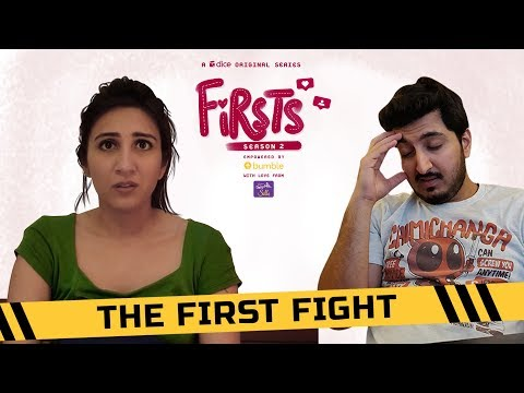 Dice Media | Firsts S2 | Web Series | Part 5 | The First Fight In The Lockdown