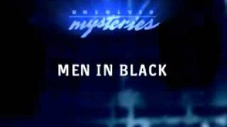 Unsolved Mysteries - Opening Theme - MIB