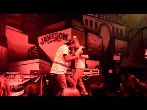 Devon Reason X Travis Gorman & Finding Novyon - Pacsun At The Pourhouse!!