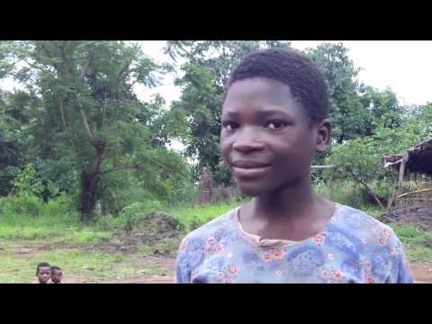 Singing in Malawi