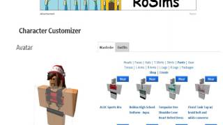 how 2 make ur roblox char look awesome! (girls only)