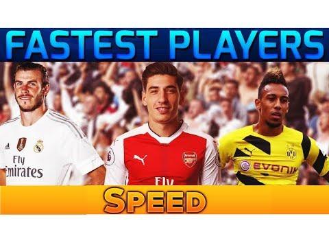 טופ 10 - השחקנים המהירים בעולם!