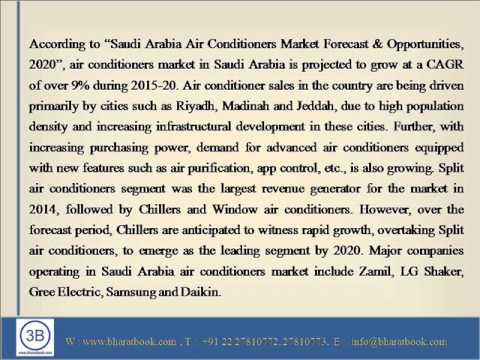 Saudi Arabia Air Conditioners Market Forecast and Opportunities