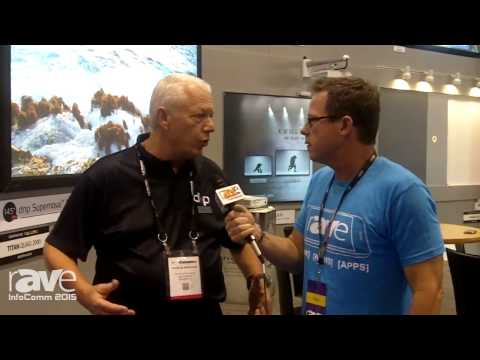 InfoComm 2015: Gary Kayye Speaks With Doug Brashear, Director of Sales at dnp North America