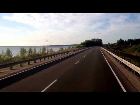 Дорога в Медвежьегорск ,Гирвас 31.7.2013.