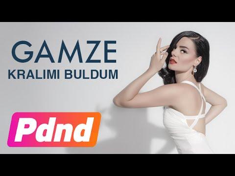 Gamze - Kralımı Buldum (Lyric Video)
