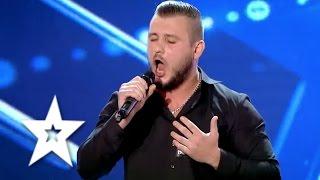 Maxim Prepelita Recieves a Standing Ovation! | Auditions Week 6 | Românii au talent
