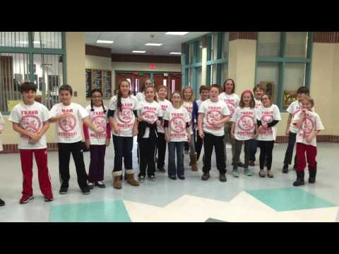 """The """"Trash Busters"""" at Hadley Elementary School"""