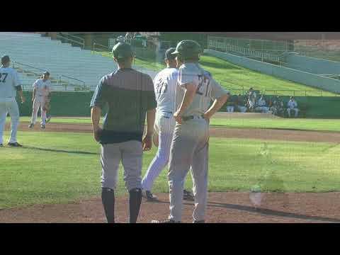 2018 SAC Baseball Tournament: Catawba V. Lincoln Memorial Championship Game, 4-30-18