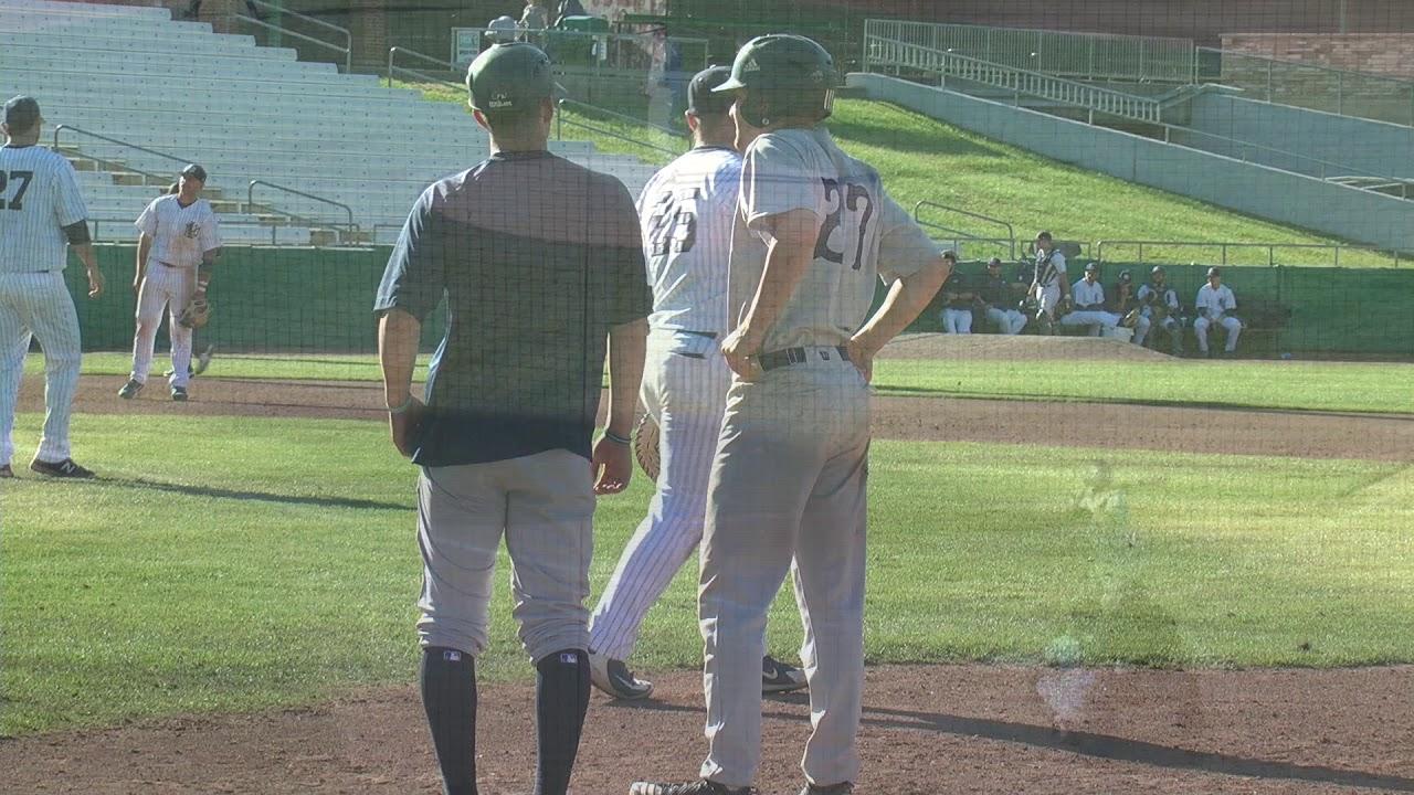 2018 SAC Baseball Tournament: Catawba v. Lincoln Memorial ...