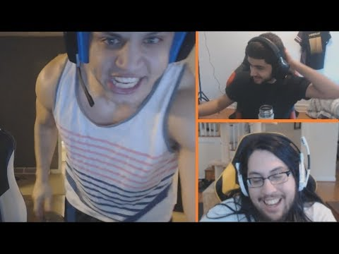 Tyler1's House Hits By TORNADO *ALARM* | Yassuo Reacts To Pokimane And Fed | Imaqtpie | LoL Moments