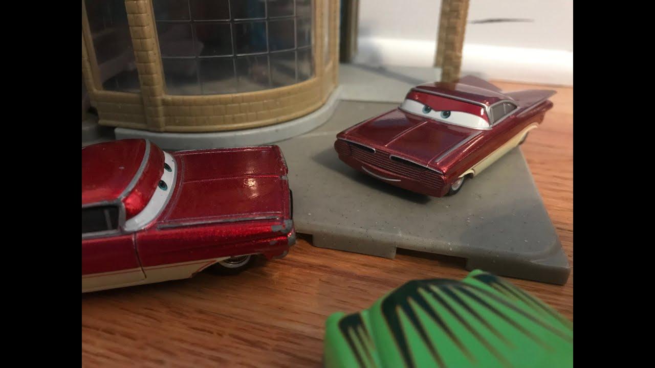 Disney Cars Updated Old School Ramone Review 2020 Blue Desert