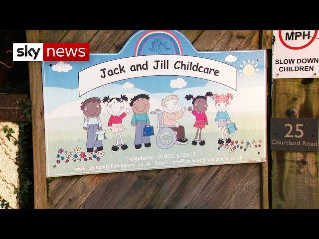 Police launch investigation into child abuse at Devon nursery