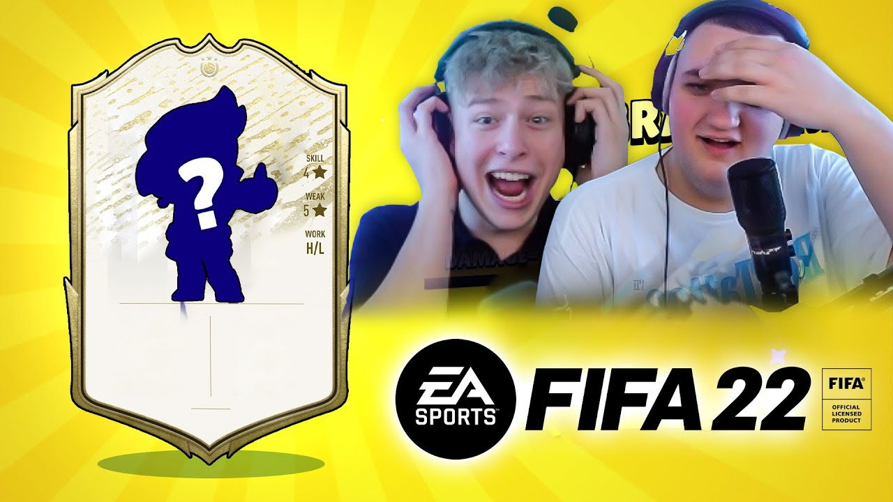 Download IKONE in FIFA 22 gezogen! BESTER SPIELER der WELT?!