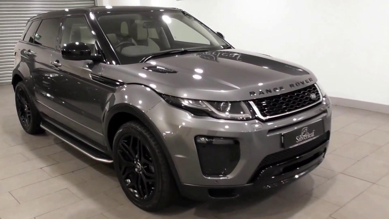Range Rover Evoque >> Land Rover Range Rover Evoque TD4 HSE DYNAMIC - YouTube