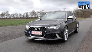 Audi RS6 Avant 2014 Videos