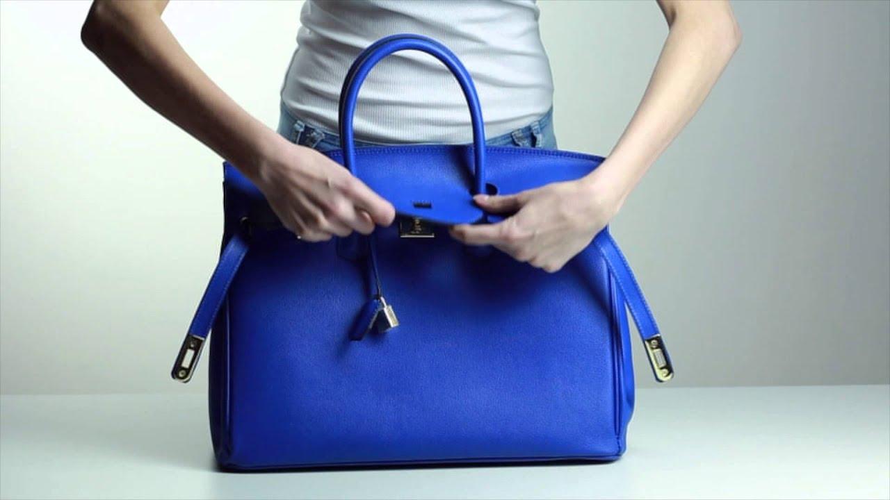 Carbotti Palmellato Handbag