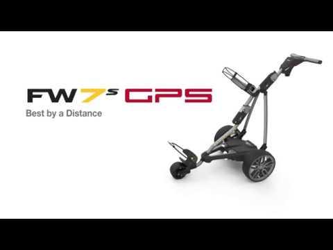2018 PowaKaddy FW7s GPS Electric Trolley
