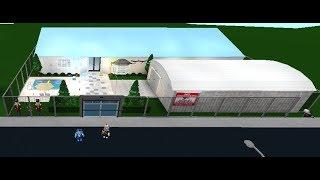 Roblox Bloxburg:Touring My One Story Mini Mansion ($353k) ft nothingyoucando124