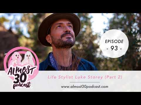 Ep. 93 - The Life Stylist Luke Storey Shares His Best Bio-Hacks for Healing + Personal...