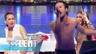 Repeat youtube video Thailand's Got Talent Season 5 EP3 6/6