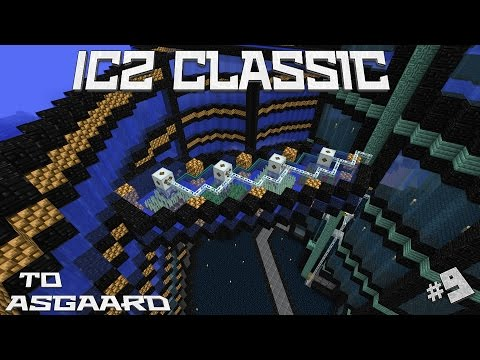 IndustrialCraft 2 Classic 1.10.2 Server Play Ep. 9: Water Towers, Xnet, Harvesting, and More!