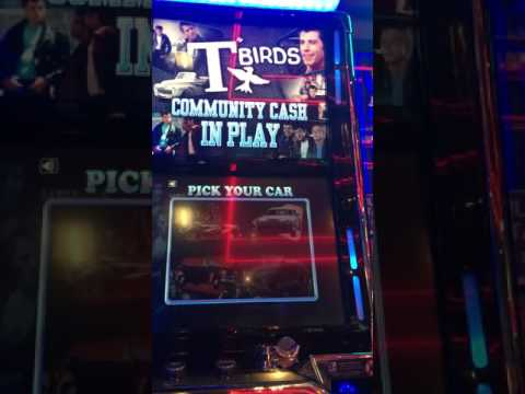 Grease - £100 jackpot Feature - T777