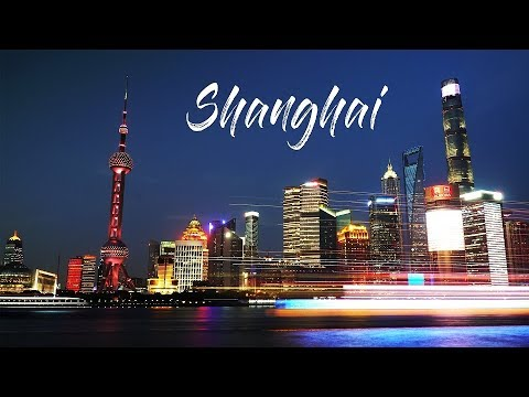 Top Sights Of Shanghai | A Cinematic Travel Film