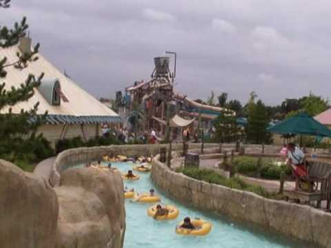 Six Flags New England Water Park