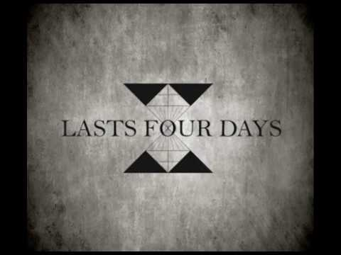 Lasts Four Days Ep With all my hate