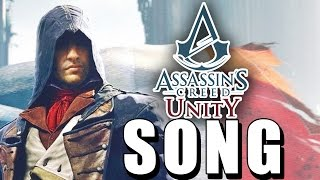 Repeat youtube video Assassin's Creed Unity SONG - MUSIC VIDEO 'Shadows' by TryHardNinja