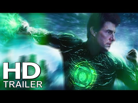 Green Lantern 2: Rise of the Manhunters  – Movie Trailer 2018 HD [FAN-MADE]