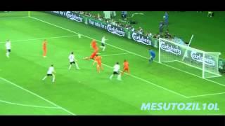 Mesut Özil Vs Netherlands EURO 2012 Full HD by cmozil19