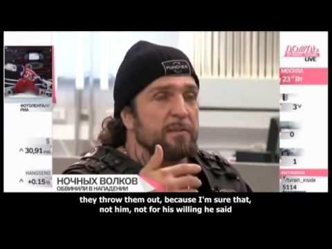 Night Wolves MC Russia vs Hells Angels MC Biker War in Russia Documentary  2015
