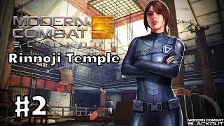 Modern Combat 5 - Chapter 2 - Rinnoji Temple - 100%, All Stars ! ( PC ) ✔