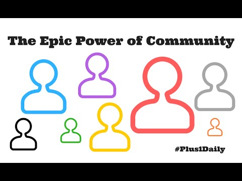 Plus 1 Daily - Turning Community Participation Into Influence