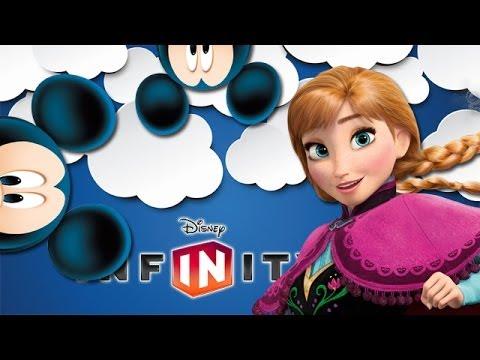 Disney Infinity: Toy Box Share - Hidden Mickey!