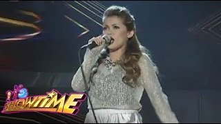 KZ Tandingan sings 'Rolling In The Deep' with a twist on Showtime