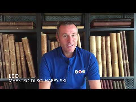 Leo - Maestro di sci HAPPY SKIVi presentia...