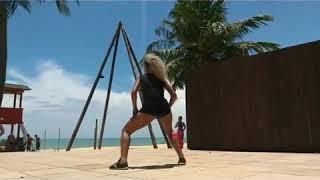 Raspadinha - Cabana Axé Moi - Porto Seguro Bahia! Lamberóbica, Coreografia!