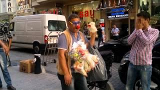 Samoe smeshnoe video 2015 Istanbul ( super prikol maska)