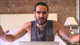 Russell Brand Has The Solution To Terrorism. Everyone Needs To Hear This.