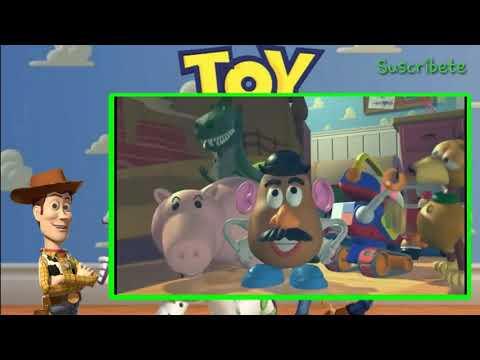 Toy Story 1 Película Completa En Español Latino Youtube