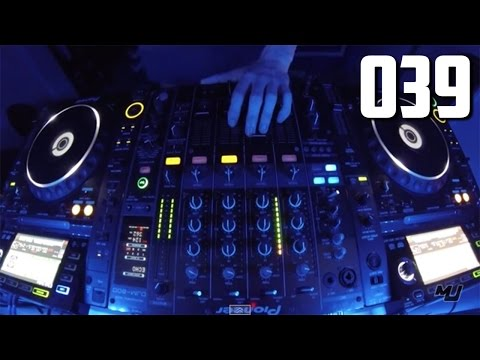 #039 Tech House Mix June 4th 2015