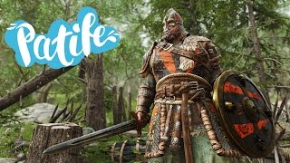 FOR HONOR   DUPLA MORTAL!
