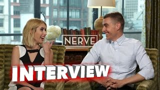nerve emma roberts and dave franco exclusive interview