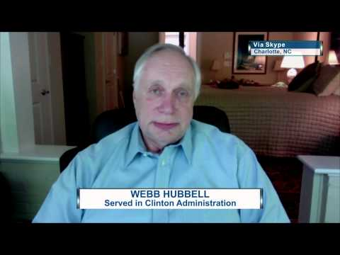 Malzberg | Webb Hubbell discusses how Hillary is dealing with the upcoming book 'Clinton Cash'