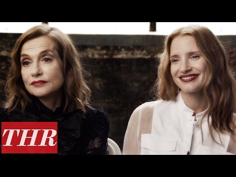 Isabelle Huppert & Jessica Chastain on First Cannes Film Festival  THR First, Best, Last, Worst