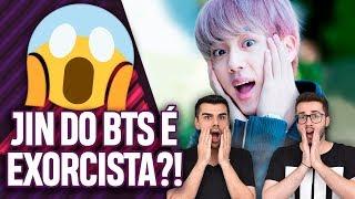 FATOS E CURIOSIDADES SOBRE JIN DO BTS - ESPECIAL DE ANIVERSÁRIO! | Virou Festa